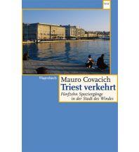 Reiseführer Triest verkehrt Wagenbach