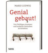Naturführer Genial gebaut! Theiss Konrad Verlag GmbH