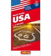 Straßenkarten USA Hallwag Verlag
