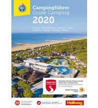 Campingführer Hallwag Campingführer - TCS Schweiz und Europa 2020 Hallwag Verlag