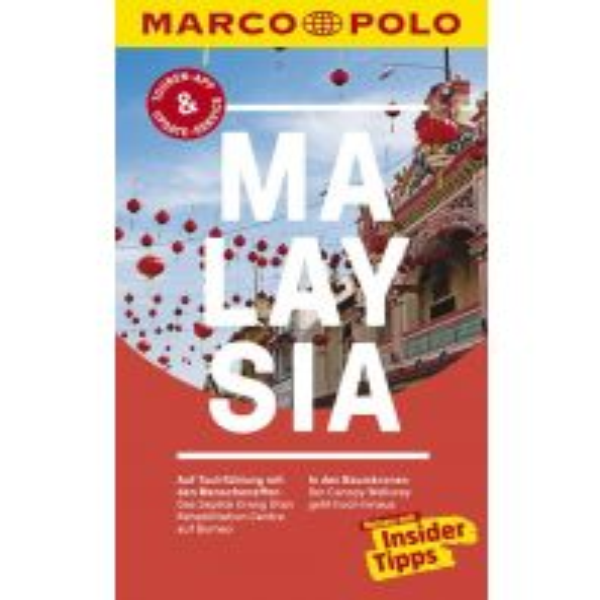 Reiseführer MARCO POLO Reiseführer Malaysia Marco Polo