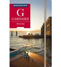 Reiseführer Baedeker Reiseführer Gardasee, Verona Mairs Geographischer Verlag Kurt Mair GmbH. & Co.
