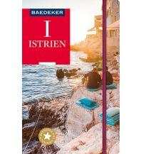 Reiseführer Baedeker Reiseführer Istrien, Kvarner-Bucht Mairs Geographischer Verlag Kurt Mair GmbH. & Co.