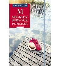 Reiseführer Baedeker Reiseführer Mecklenburg-Vorpommern Mairs Geographischer Verlag Kurt Mair GmbH. & Co.