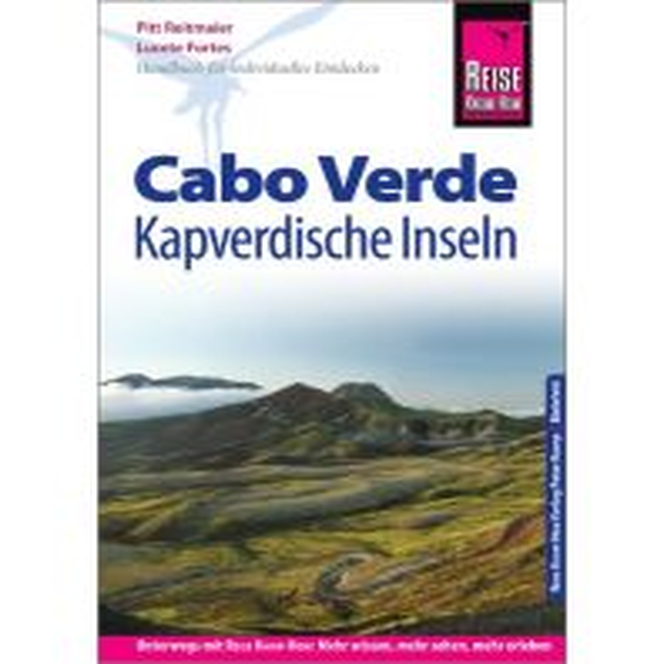 Reiseführer Reise Know-How Reiseführer Cabo Verde – Kapverdische Inseln Reise Know-How
