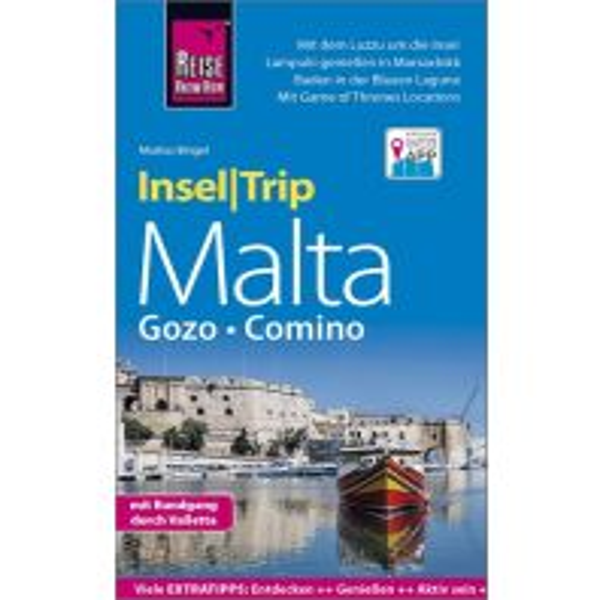 Reiseführer Reise Know-How InselTrip Malta mit Gozo und Comino Reise Know-How