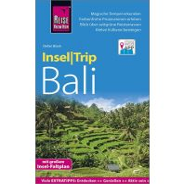Reiseführer Reise Know-How InselTrip Bali Reise Know-How