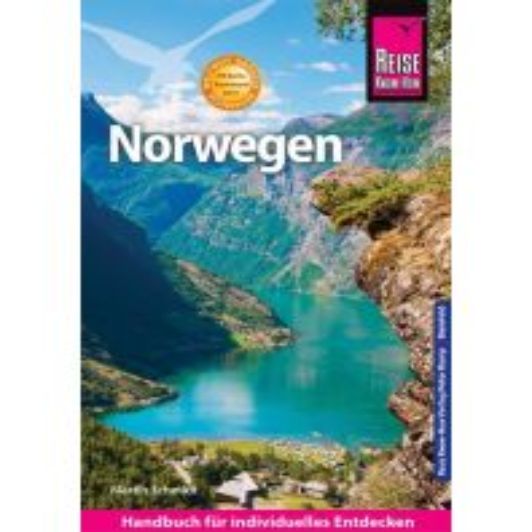 Reiseführer Reise Know-How Reiseführer Norwegen Reise Know-How