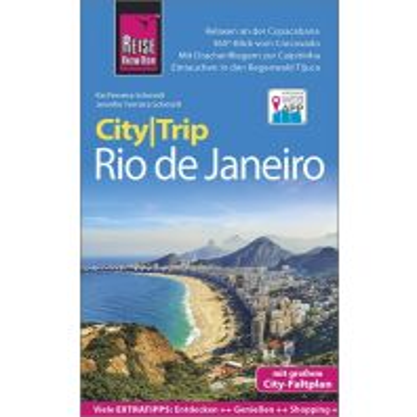 Reiseführer Reise Know-How CityTrip Rio de Janeiro Reise Know-How