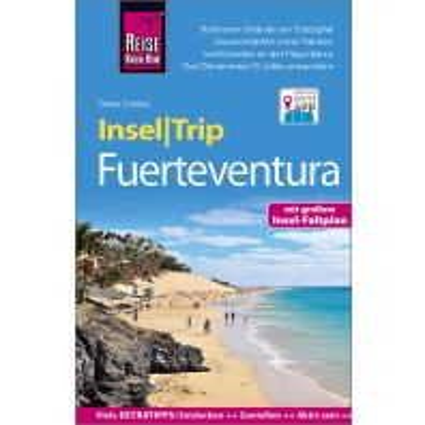 Reiseführer Reise Know-How InselTrip Fuerteventura Reise Know-How