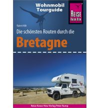 Campingführer Reise Know-How Wohnmobil-Tourguide Bretagne Reise Know-How