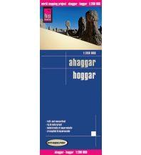 Straßenkarten Reise Know-How Landkarte Ahaggar / Hoggar (1:200.000) Reise Know-How