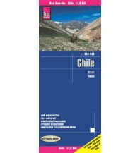 Straßenkarten World Mapping Project Chile. Chili Reise Know-How