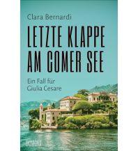 Reiselektüre Letzte Klappe am Comer See DuMont Literatur Verlag