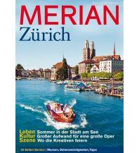 Bildbände MERIAN Zürich Gräfe und Unzer / Merian