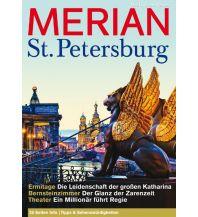 Bildbände MERIAN St. Petersburg Gräfe und Unzer / Merian