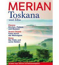Bildbände MERIAN Toskana und Elba Gräfe und Unzer / Merian