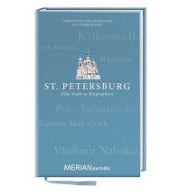 Reiseführer St. Petersburg. Eine Stadt in Biographien Travel House Media