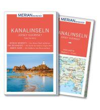 Reiseführer MERIAN momente Reiseführer Kanalinseln Jersey Guernsey Travel House Media