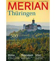 Bildbände MERIAN Thüringen Gräfe und Unzer / Merian