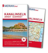Reiseführer MERIAN live! Reiseführer Kanalinseln Jersey Guernsey Travel House Media