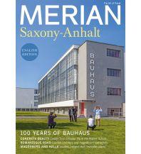 Bildbände MERIAN Sachsen-Anhalt engl. Gräfe und Unzer / Merian