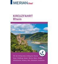 Reiseführer MERIAN live! Reiseführer Kreuzfahrt Rhein Travel House Media