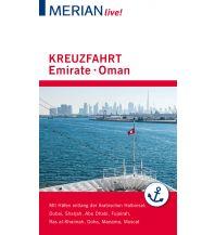 Reiseführer MERIAN live! Reiseführer Kreuzfahrt Emirate Oman Travel House Media