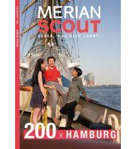 Bildbände MERIAN Scout Hamburg Gräfe und Unzer / Merian