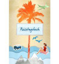 Reiselektüre HOLIDAY Reisetagebuch – mit Stickern für jede Reisesituation Travel House Media