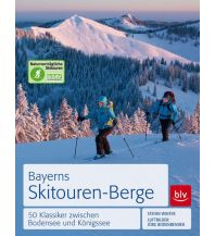 Skitourenführer Deutschland Bayerns Skitourenberge BLV Verlagsgesellschaft mbH
