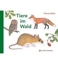 Outdoor Kinderbücher Tiere im Wald Gerstenberg Verlag