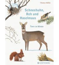 Outdoor Kinderbücher Schneehuhn, Reh und Haselmaus Gerstenberg Verlag