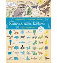 Kinderbücher und Spiele Steinbock, Adler, Edelweiß Gerstenberg Verlag
