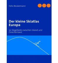 Skigebieteführer Der kleine Skiatlas Europa Books on Demand