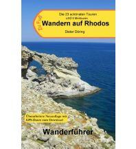 Wanderführer Wandern auf Rhodos Books on Demand