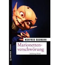 Reiselektüre Marionettenverschwörung Armin Gmeiner Verlag