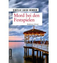 Reiselektüre Mord bei den Festspielen Armin Gmeiner Verlag