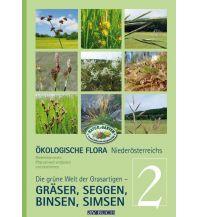 Naturführer Ökologische Flora Niederösterreichs Pflanzenwelt entdecken und bestimmen. Bd.2 Cadmos Verlag