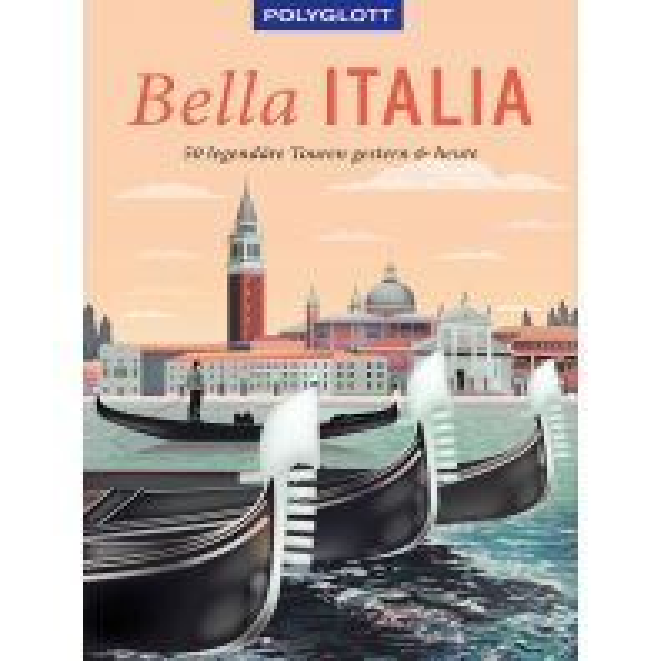 Reiseführer Bella Italia Polyglott-Verlag