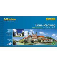 Radführer Bikeline-Radtourenbuch Enns-Radweg 1:50.000 Verlag Esterbauer GmbH