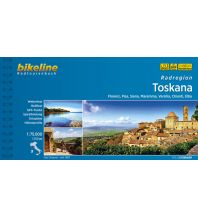 Radführer Bikeline-Radtourenbuch Radregion Toskana 1:75.000 Verlag Esterbauer GmbH