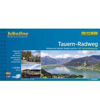 Radführer Bikeline-Radtourenbuch Tauern-Radweg 1:50.000 Verlag Esterbauer GmbH