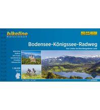 Radführer Bikeline-Radtourenbuch Bodensee-Königssee-Radweg 1:50.000 Verlag Esterbauer GmbH