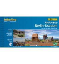 Radführer Bikeline-Radtourenbuch Radfernweg Berlin-Usedom 1:50.000 Verlag Esterbauer GmbH