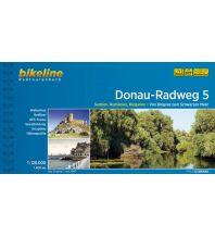 Radführer Bikeline-Radtourenbuch Donau-Radweg Teil 5, 1:100.000 Verlag Esterbauer GmbH