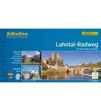Radführer Bikeline-Radtourenbuch Lahntal-Radweg 1:50.000 Verlag Esterbauer GmbH