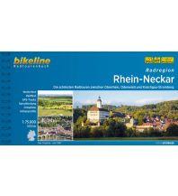 Radführer Bikeline-Radtourenbuch Radregion Rhein-Neckar 1:75.000 Verlag Esterbauer GmbH