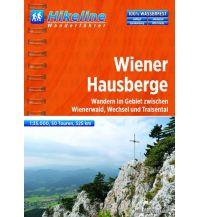 Wanderführer Hikeline-Wanderführer Wiener Hausberge Verlag Esterbauer GmbH