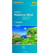 Radkarten Bikeline-Radkarte RK-MALLO01, Mallorca West 1:60.000 Verlag Esterbauer GmbH